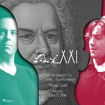 Bach XXI cover