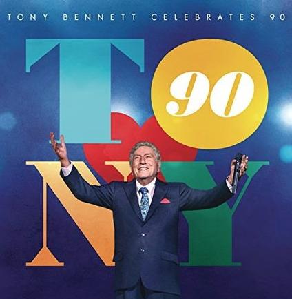 Tony Bennett Celebrates 90 cover