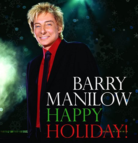 Barry Manilow – Happy Holiday! (DVD) cover